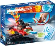 playmobil 6834 firefighter me ektoxeyti diskon photo