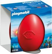 PLAYMOBIL 6836 ΠΟΛΕΜΙΣΤΗΣ ΔΡΑΚΟΥ gadgets   παιχνίδια   playmobil