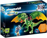 playmobil 9001 o alex me ton prasino drako photo