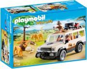 playmobil 6798 oxhma safari kai liontaria