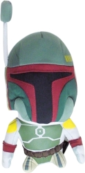 STAR WARS - SUPER DEFORMED 6 INCH PLUSH BOBA FETT gadgets   παιχνίδια   ηρωες