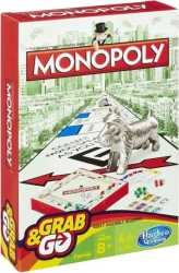 MONOPOLY GRAB AND GO gadgets   παιχνίδια   ταξιδίου
