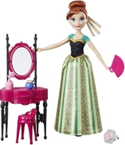 FROZEN FASHION DOLL WITH ACCYS ASST GREEN (C0454) gadgets   παιχνίδια   ηρωες