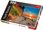trefl puzzle 500pz orlowski cliff photo
