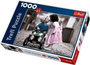 trefl puzzle 1000pz first kiss photo