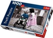 TREFL PUZZLE 1000PZ FIRST KISS gadgets   παιχνίδια   puzzle