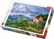 trefl puzzle 1000pz landscape with volcano photo