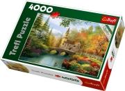 trefl puzzle 4000pz autumn nostalgia photo