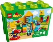 LEGO 10864 LARGE PLAYGROUND BRICK BOX gadgets   παιχνίδια   lego