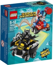 LEGO 76092 MIGHTY MICROS: BATMAN™ VS. HARLEY QUINN™ gadgets   παιχνίδια   lego