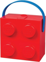 LEGO LUNCH BOX WITH HANDLE BRIGHT RED gadgets   παιχνίδια   lego