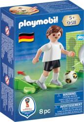 PLAYMOBIL 9511 ΠΟΔΟΣΦΑΙΡΙΣΤΗΣ ΕΘΝΙΚΗΣ ΓΕΡΜΑΝΙΑΣ gadgets   παιχνίδια   playmobil