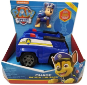 PAW PATROL CHASEPATROLCRUISER VEHICLE WITH PUP (20114321)