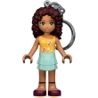 lego friends andrea key light photo
