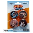 naruto shippuden button badges pack photo