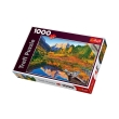 trefl puzzle 1000pz maroon lake photo