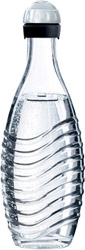 sodastream glass bottle crystal penguin photo