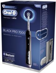 oral b ilektriki epanafortizomeni odontoboyrtsa black pro 7000 3x1 photo