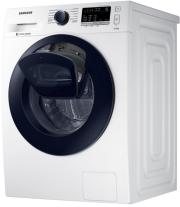ΠΛΥΝΤΗΡΙΟ ΡΟΥΧΩΝ Α+++ SAMSUNG WW80K44305W 8KG λευκές συσκευές   πλυντήρια ρούχων