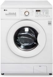 ΠΛΥΝΤΗΡΙΟ ΡΟΥΧΩΝ Α+++ LG F10B8NDA0 6KG λευκές συσκευές   πλυντήρια ρούχων