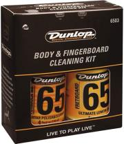 dunlop 6503 body and fingerboard cleaning kit photo