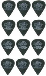 penes dunlop 412p135 tortex sharp series 135 mm players pack 12 tmx black photo