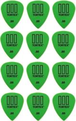 penes dunlop 462p88 tortex iii series 088 mm 12tmx green photo