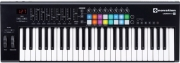 midi keyboard novation launchkey 49 mk2 photo