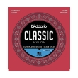 xordes klassikis kitharas d addario ej27h classic nylon series clear silverplated hard tension photo