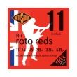 xordes ilektrikis kitharas rotosound r11 roto reds super lights 11 48 nickel on steel photo