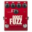 petali tech 21 fuzz boost fuzz metallic pedal photo