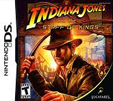INDIANA JONES AND THE STAFF OF KINGS ηλεκτρονικά παιχνίδια   nintendo ds games