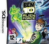 BEN 10: ALIEN FORCE ηλεκτρονικά παιχνίδια   nintendo ds games