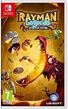 RAYMAN LEGENDS: DEFINITIVE EDITION ηλεκτρονικά παιχνίδια   nintendo switch games