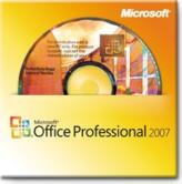microsoft office professional 2007 english dsp photo
