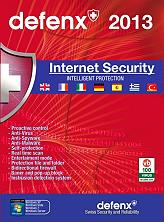 defenx internet security 2013 3 users 1 year photo
