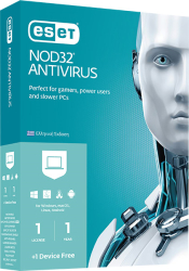 ESET NOD32 ANTIVIRUS 1PC/1YR RETAIL υπολογιστές   software downloads