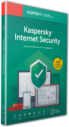 kaspersky internet security 3 users 1 year retail box photo