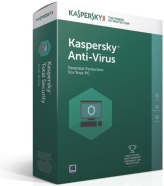 KASPERSKY ANTIVIRUS 1 USER / 15 MONTHS + 1 USER / 1 YEAR (SCRATCH CARD) υπολογιστές   software downloads