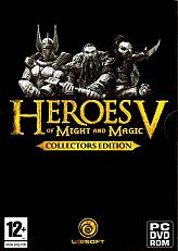 heroes of might and magic v gold photo