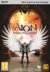 aion assault on balaurea expansion update disc photo