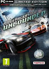 ridge racer unbounded limited edition photo