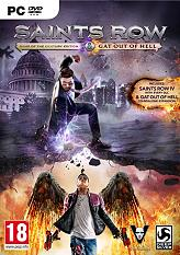 saints row iv 4 re elected saints row gat out of hell photo