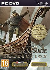 the complete mount and blade collection photo
