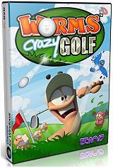 worms crazy golf photo