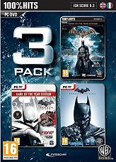 batman triple pack arkham origins city asylum photo