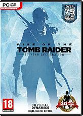 rise of the tomb raider 20 years celebration special edition photo