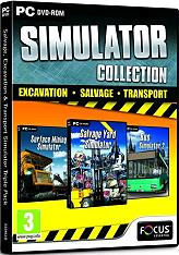 SALVAGE, EXCAVATION AND TRANSPORT SIMULATOR TRIPLE PACK ηλεκτρονικά παιχνίδια   pc games
