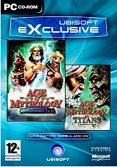 age of mythology incl titans addon gold photo