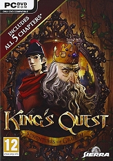 kings quest adventures of graham photo